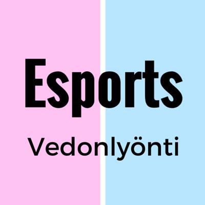 Esportsvedonlyönti